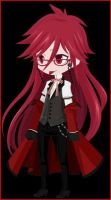 Grell in DS by AquaIceInFeRnO