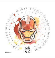 march, ironman by Myrak