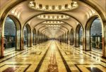 Moscow Metro by nickhighfields