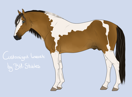 Horse Adoptable #3 by Horse-Emotion