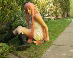 Luka Cosplay 2 Just be Friends by KamE-pig