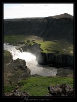 Hafragilsfoss by Crooty