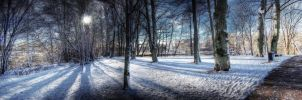 Winter-HDR panorama by HeroinForMyHeroine