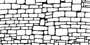 Stone Wall Lines by WhiteMink
