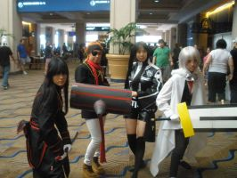 D.Grayman Group Metrcon 2010 by FreociaCoutura