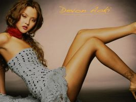 Devon Aoki by Cemetric