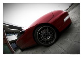 Honda Integra Red 04 by miki3d
