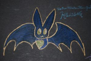 hellsing bat by KyotoSasaki