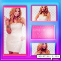 Ashley Benson Png Pack by Nightingale-Png