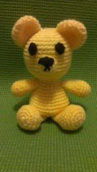 Baby Shower Bear by Searaph