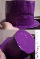 Duck Tape Top Hat by kisa-tiger13666