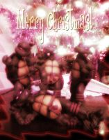 Christmas With The NECA Turtles! by 1234LERT7Nan2