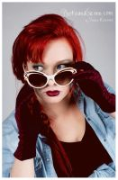 Vintage glasses by Keizie