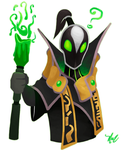 Rubick by Magnum-Redstar