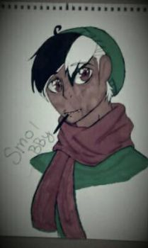My OC Oliver by 5Deadcats
