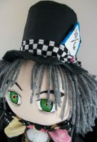 The Mad Hatter chibi by dollmaker88