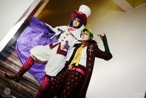 Ao no Exorcist: Demon Brothers by general-kuroru