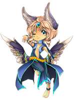 Buttwings Adoptable (closed) by Centi