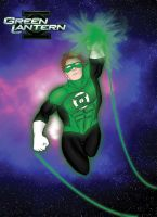 Green lantern by ArtbyMiel