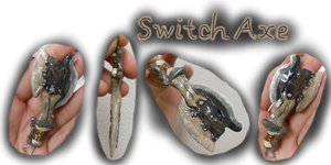 Switch Axe by CatCowProduce