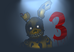 Five nights at Freddy's 3 - I remain by Maria-Ben