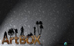 ArtBOX design group wallpaper by comodore64
