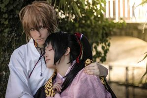Kazama + Chizuru - She's mine by RomaiLee