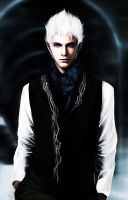 Dark Slayer - DMC3 Vergil(A) by Kunoichi1111