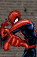 The Amasing Spiderman by Rosien-HoH