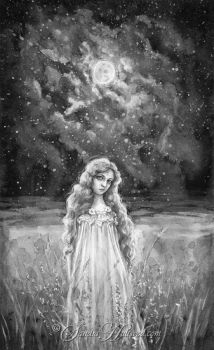 Moonchild by SandraHultsved
