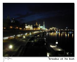 Dresden at its best by senfbeu