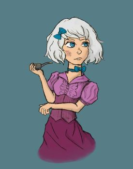Amity Borden - Abigail Larson inspired by KaWaiLee