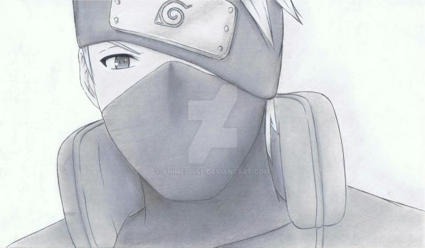Kakashi 3 by Anime019se