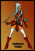 Adult Ahsoka by forcecrush