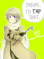APH: I'D TAP THAT by EssenceOfVanilla