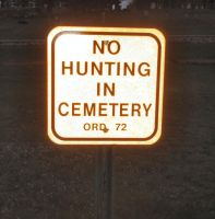 No Hunting?? by Meemster1973