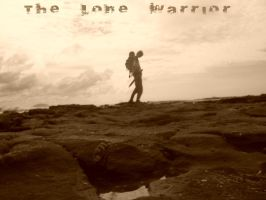 Lone Warrior by Jimmy-B-Deviant