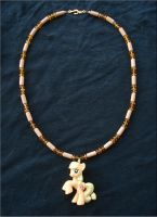 MLP Applejack Necklace by RebelATS