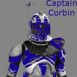 Captain Corbin by magendionne