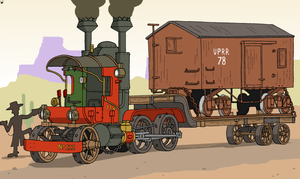 GoS-- Overland Highway Rig by Atticus-W