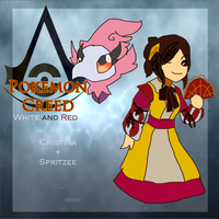 Pokemon Creed: Cristina and Spritzee by Asoq