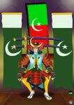 Imran Khan (The Shogun will rise from the North) by kalabadi-hallaj
