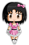[Commission] Mini Chibi Nayume by izka197