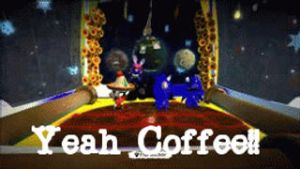 Yeah COFFEE! by RuthieElz