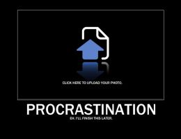 Procrastination by Cherazor