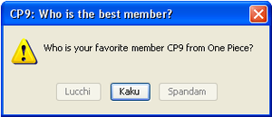 Error: who is the best cp9 by Pikachus-revenge
