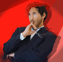 Markiplier - Dancin with the Stars by animmika