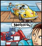 Optimus nooooo and chun li too by oogaa