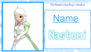 Natsumi's Master Academy App by Rozz-a