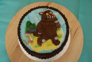 The gruffalo by mannafig